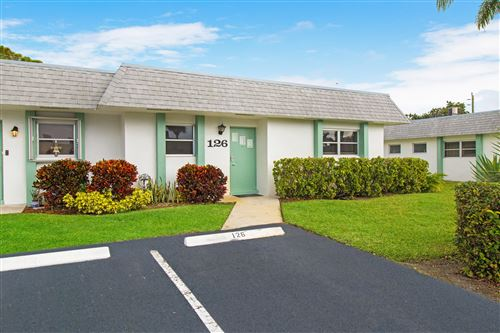 Foto de inmueble con direccion 2638 Gately Drive E #126 West Palm Beach FL 33415 con MLS RX-10632486