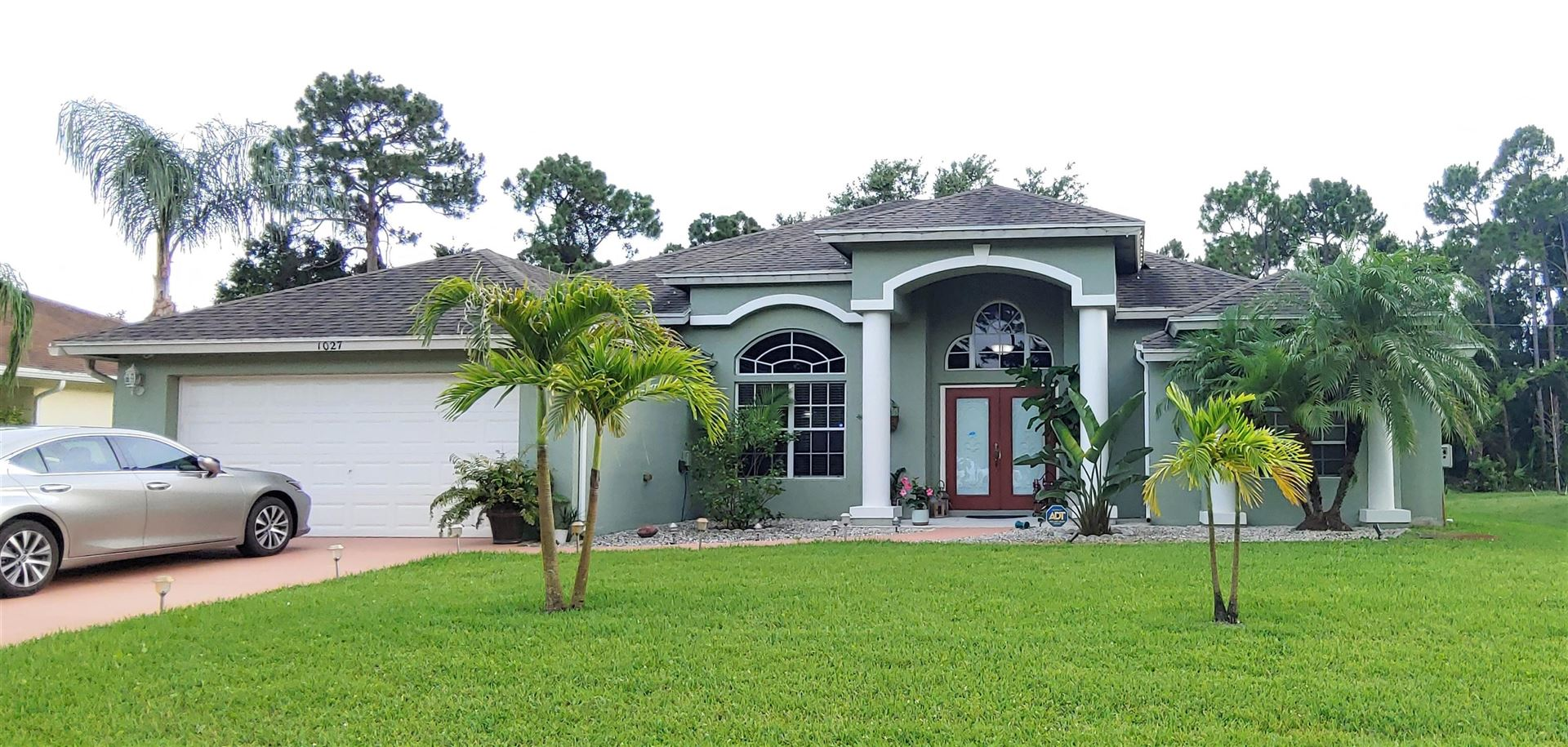 1027 SW Adventure Lane, Port Saint Lucie, FL 34953 - #: RX-10626486