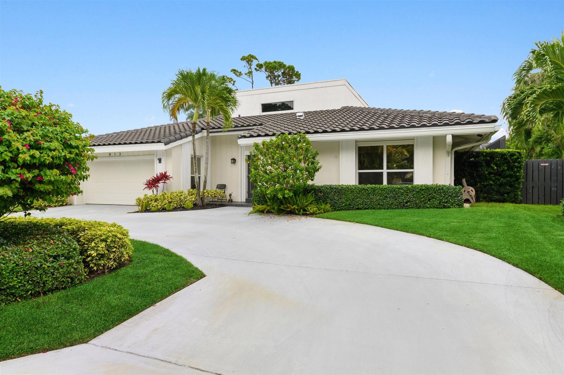 913 Foxpointe Circle, Delray Beach, FL 33445 - #: RX-10630486