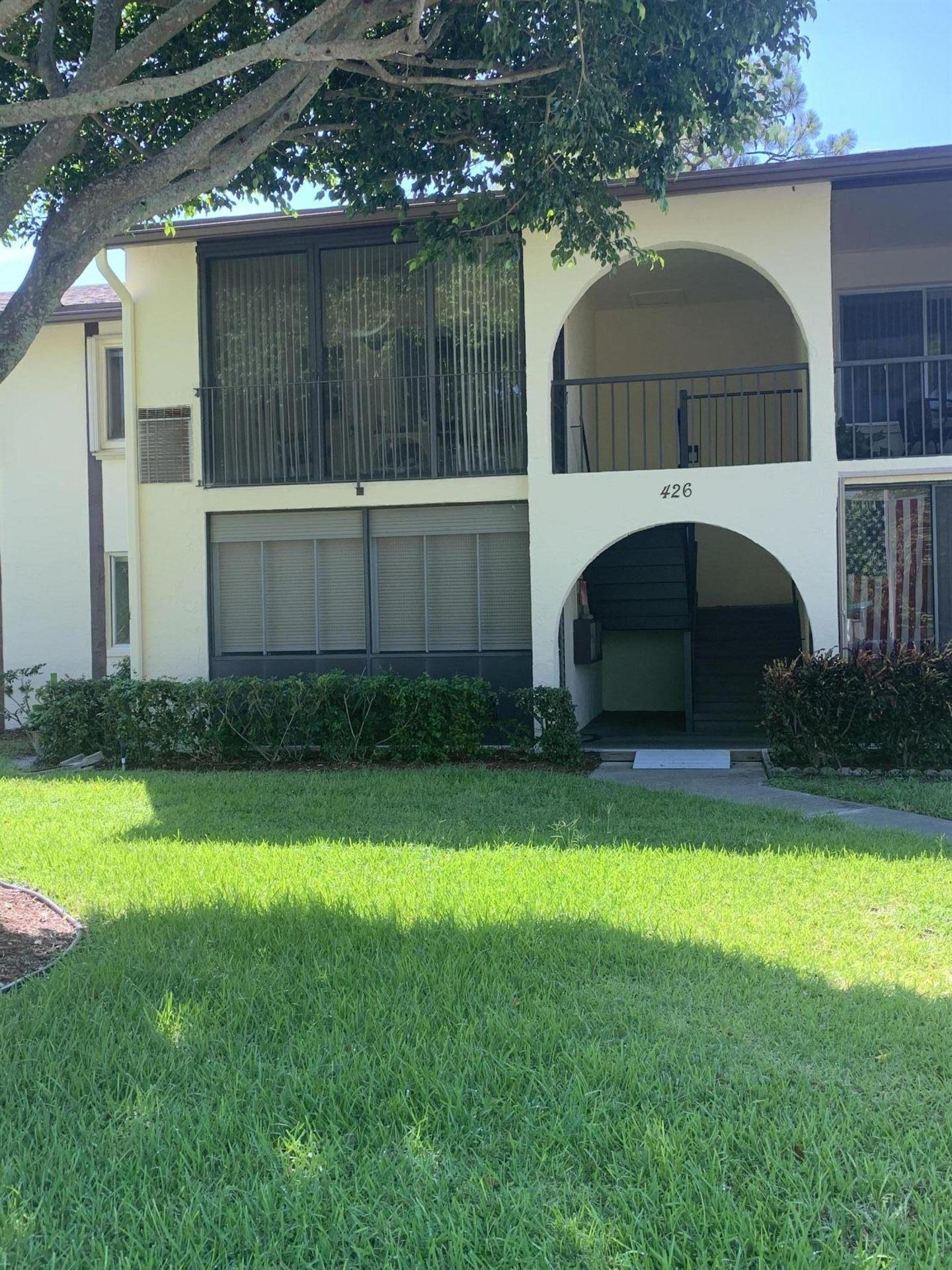3530 Pine Tree Court #A-1, Greenacres, FL 33463 - #: RX-10651486