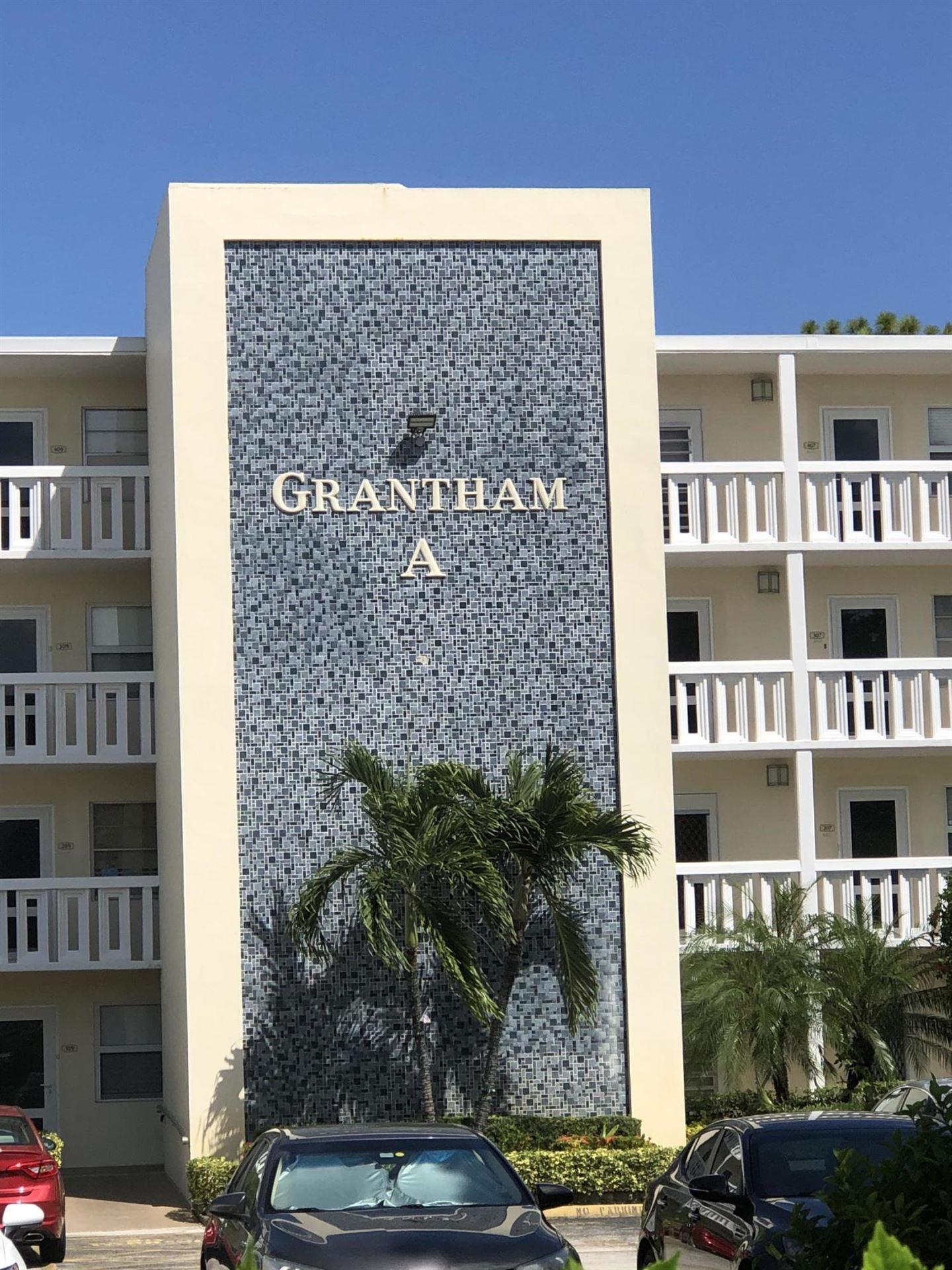211 Grantham A #211, Deerfield Beach, FL 33442 - #: RX-10652486
