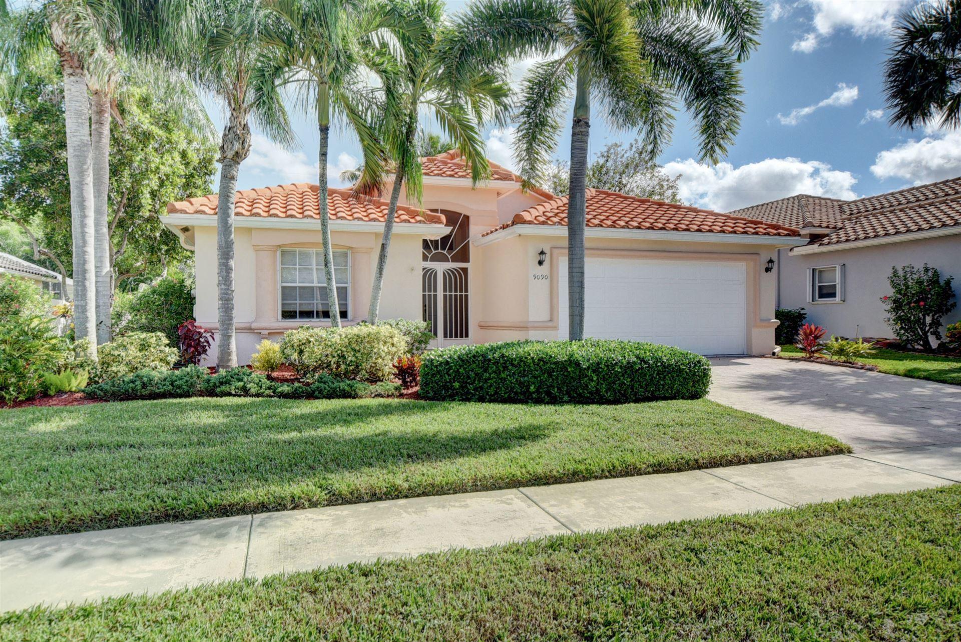 9090 Padova Drive, Boynton Beach, FL 33472 - #: RX-10668486