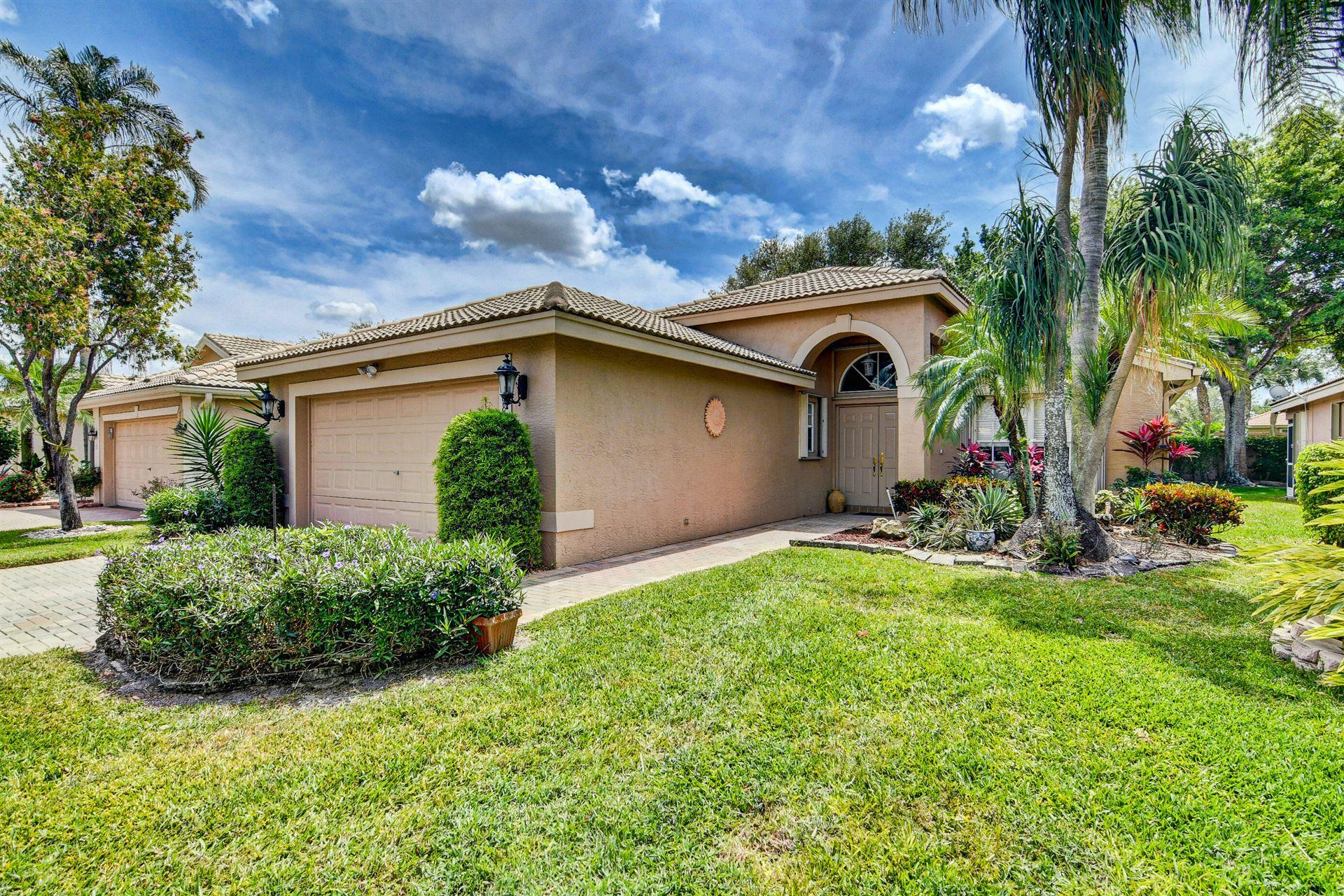 7888 San Isidro Street, Boynton Beach, FL 33437 - #: RX-10706486