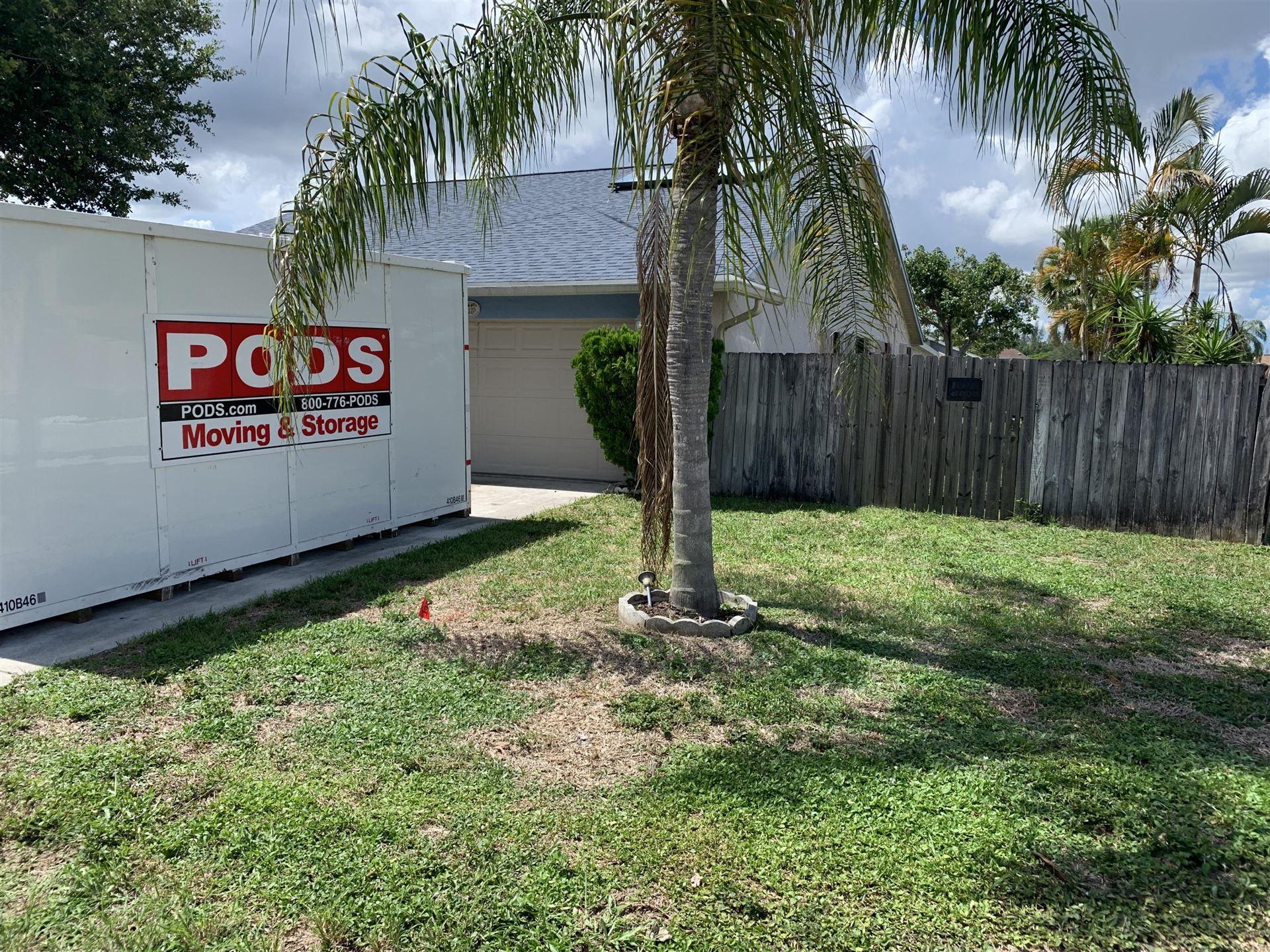 5125 Foxhall Drive N, West Palm Beach, FL 33417 - MLS#: RX-10728486
