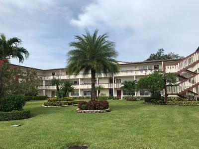 517 Fanshaw M, Boca Raton, FL 33434 - MLS#: RX-10741486