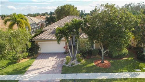 Photo of 9716 San Vittore Street, Lake Worth, FL 33467 (MLS # RX-10597487)