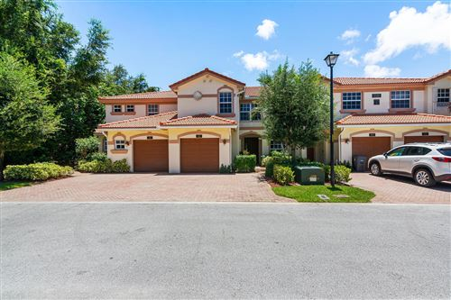Photo of 6320 Ginger Trail #102, Delray Beach, FL 33484 (MLS # RX-10643487)