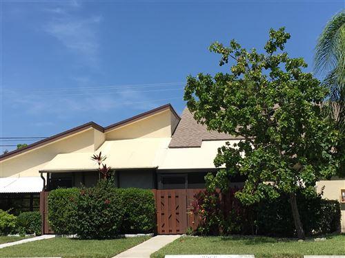 Photo of 5021 Nesting Way #B, Delray Beach, FL 33484 (MLS # RX-10665487)