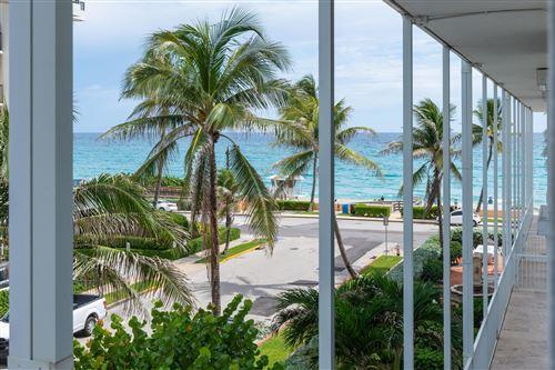 Photo of 400 S Ocean Boulevard #202, Palm Beach, FL 33480 (MLS # RX-10747487)