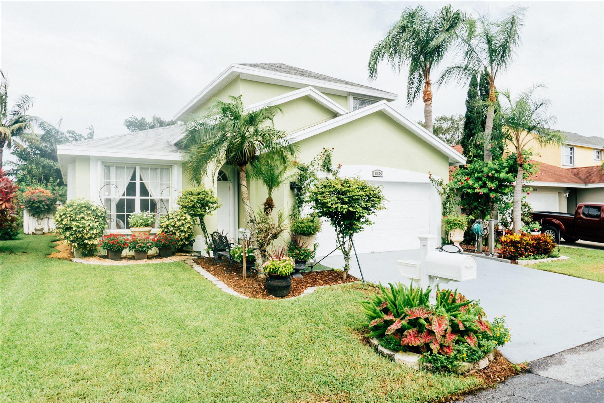 1036 Fairfax Circle W, Boynton Beach, FL 33436 - #: RX-10629487