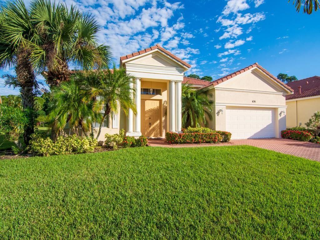 636 SW Long Key Court, Port Saint Lucie, FL 34986 - #: RX-10675487