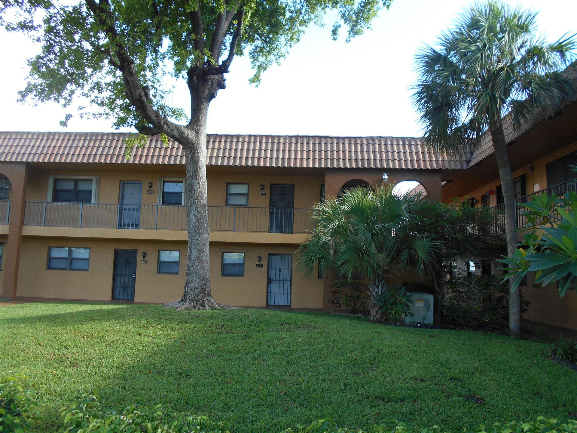2181 W Woolbright Road #N201, Boynton Beach, FL 33426 - MLS#: RX-10732487