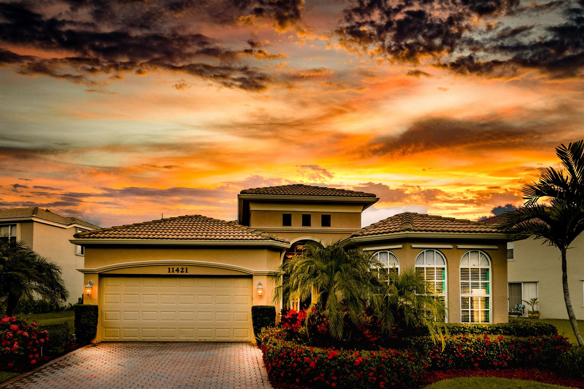 11421 SW Kingslake Circle, Port Saint Lucie, FL 34987 - #: RX-10735487