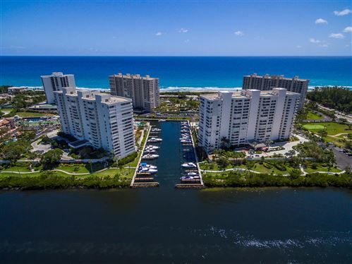 Photo of 4001 N Ocean Boulevard #307, Boca Raton, FL 33431 (MLS # RX-10528488)