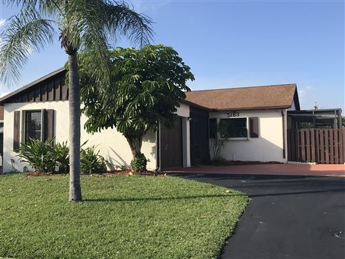 Photo of 5183 Minto Road, Boynton Beach, FL 33472 (MLS # RX-10603488)