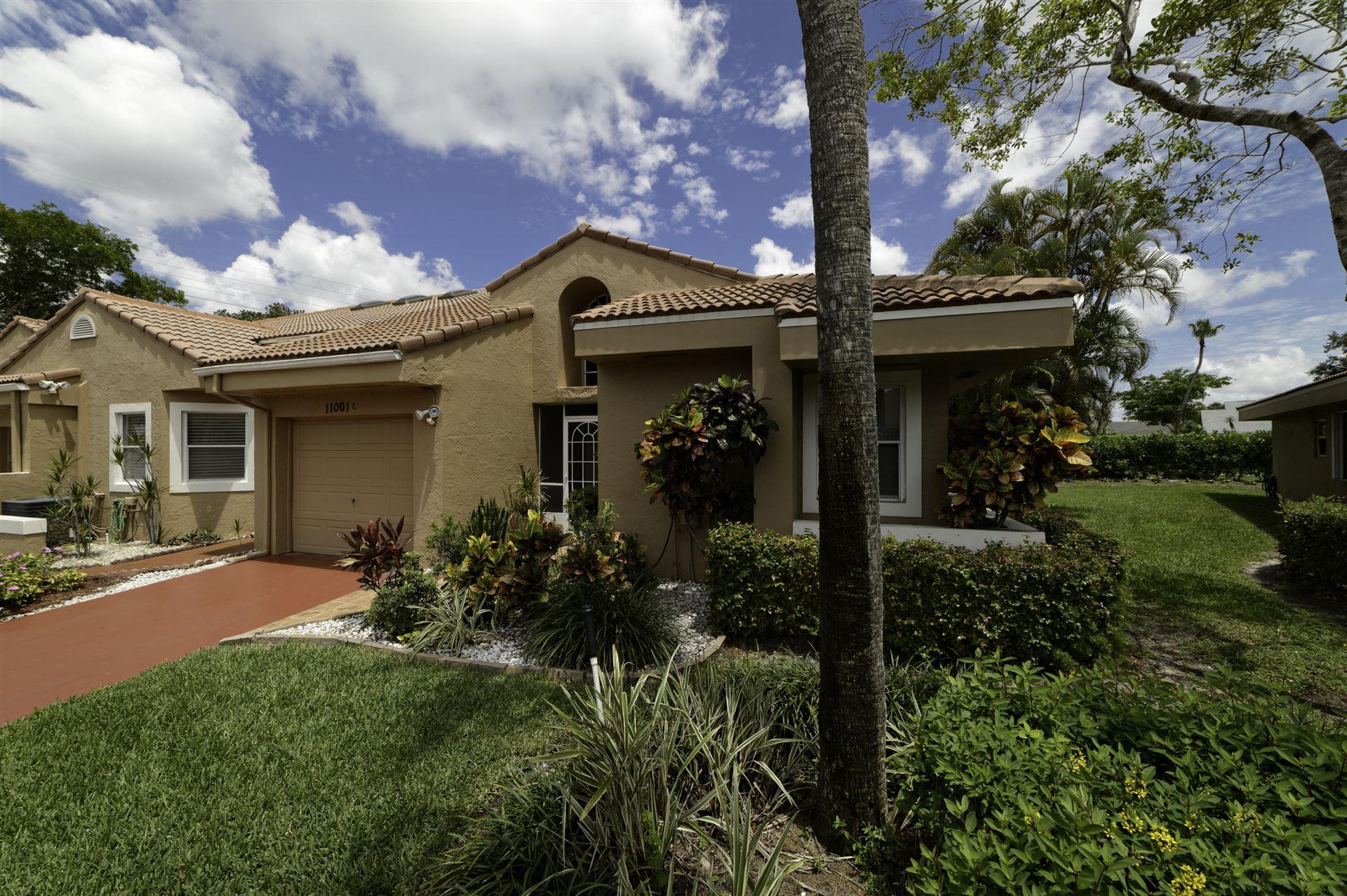 11001 Ladera Lane #C, Boca Raton, FL 33498 - #: RX-10628488