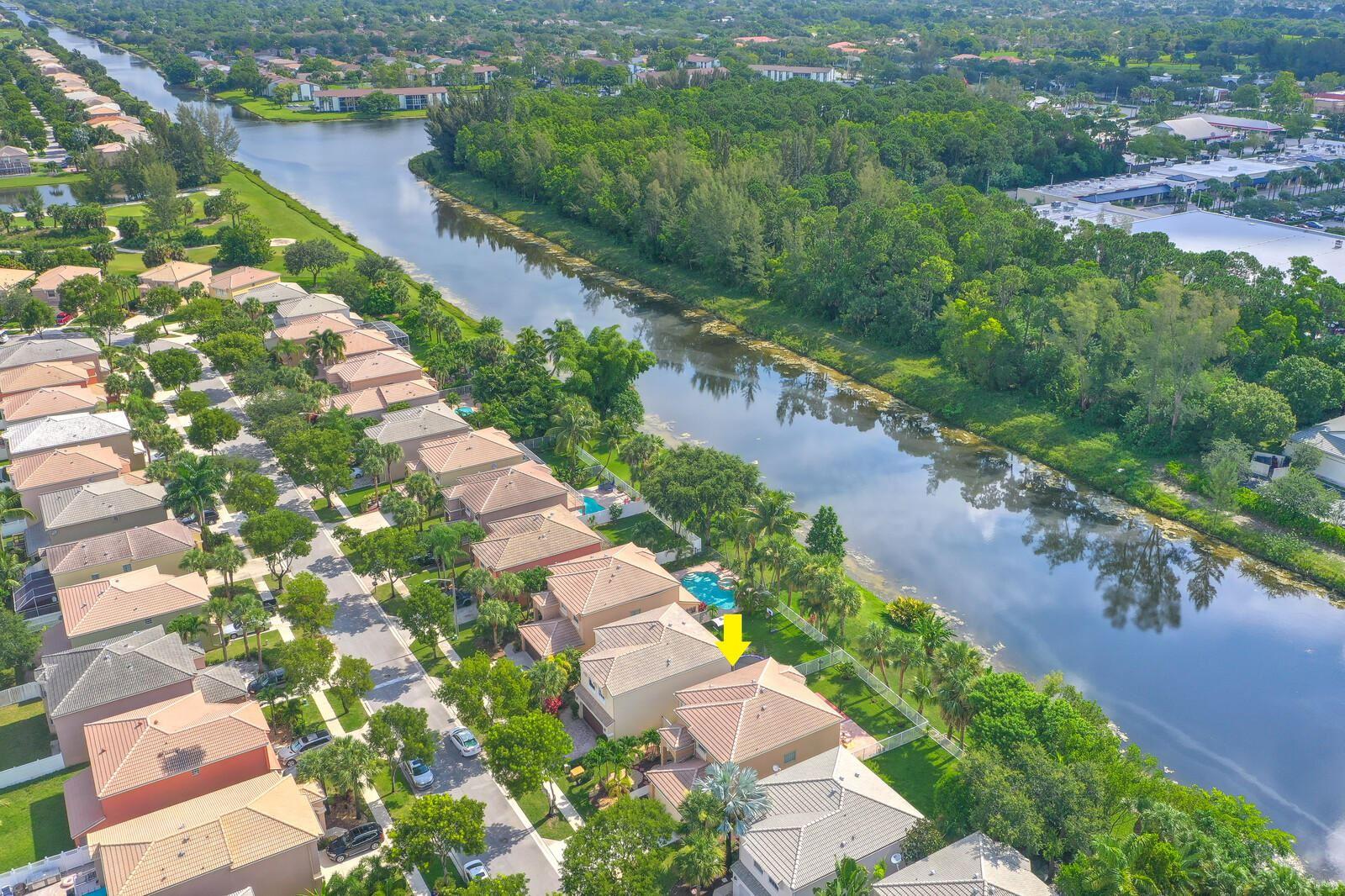 Photo of 1106 Oakwater Drive, Royal Palm Beach, FL 33411 (MLS # RX-10637488)
