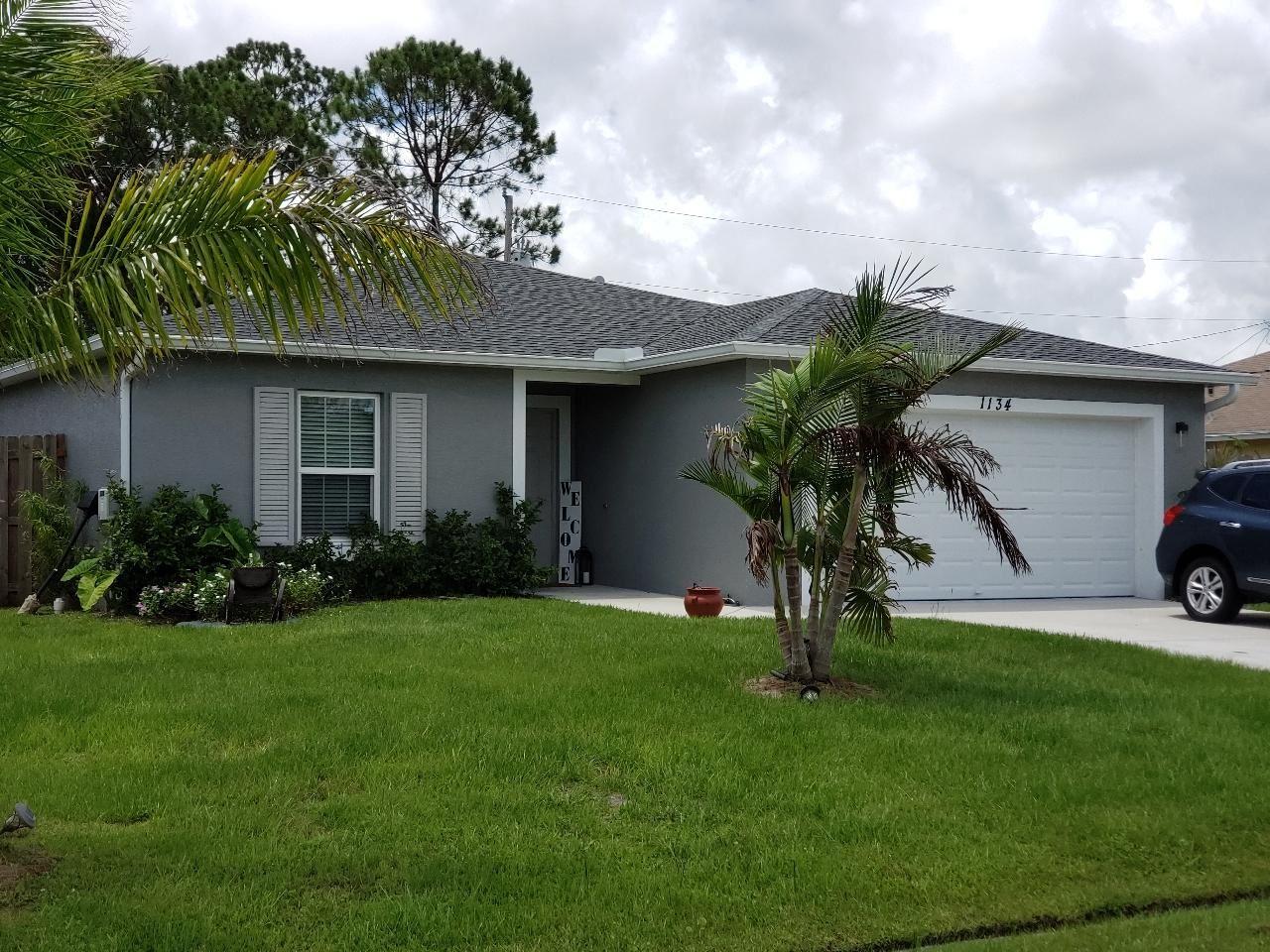 1134 SW Eleuthera Avenue SW, Port Saint Lucie, FL 34953 - #: RX-10732488