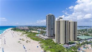 Photo of 2800 N Ocean Drive #A12b, Singer Island, FL 33404 (MLS # RX-10537489)