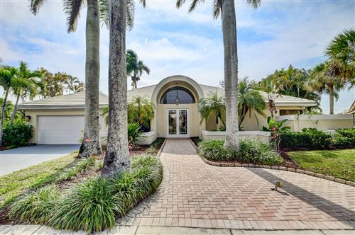 Photo of 20520 Sausalito Drive, Boca Raton, FL 33498 (MLS # RX-10604489)