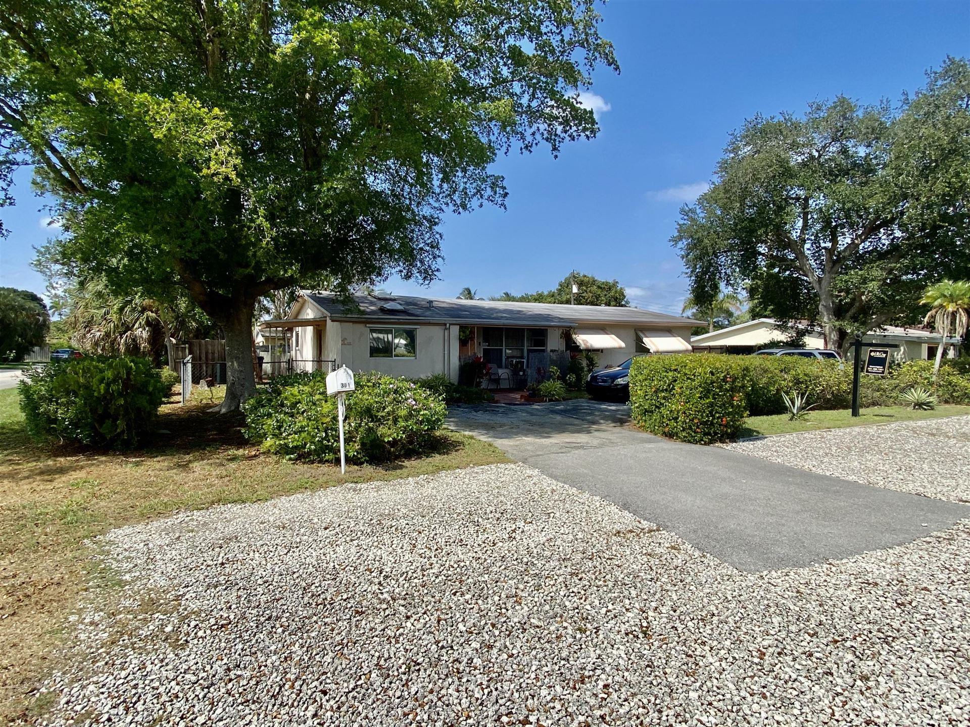 Photo of 301 NE 27th Drive, Wilton Manors, FL 33334 (MLS # RX-10710489)