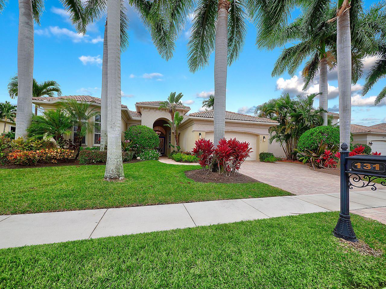 Photo of 131 Abondance Drive, Palm Beach Gardens, FL 33410 (MLS # RX-10588490)