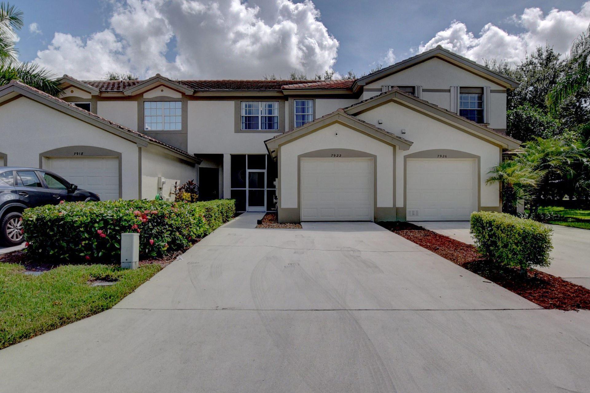 7922 Sienna Springs Drive, Lake Worth, FL 33463 - #: RX-10656490