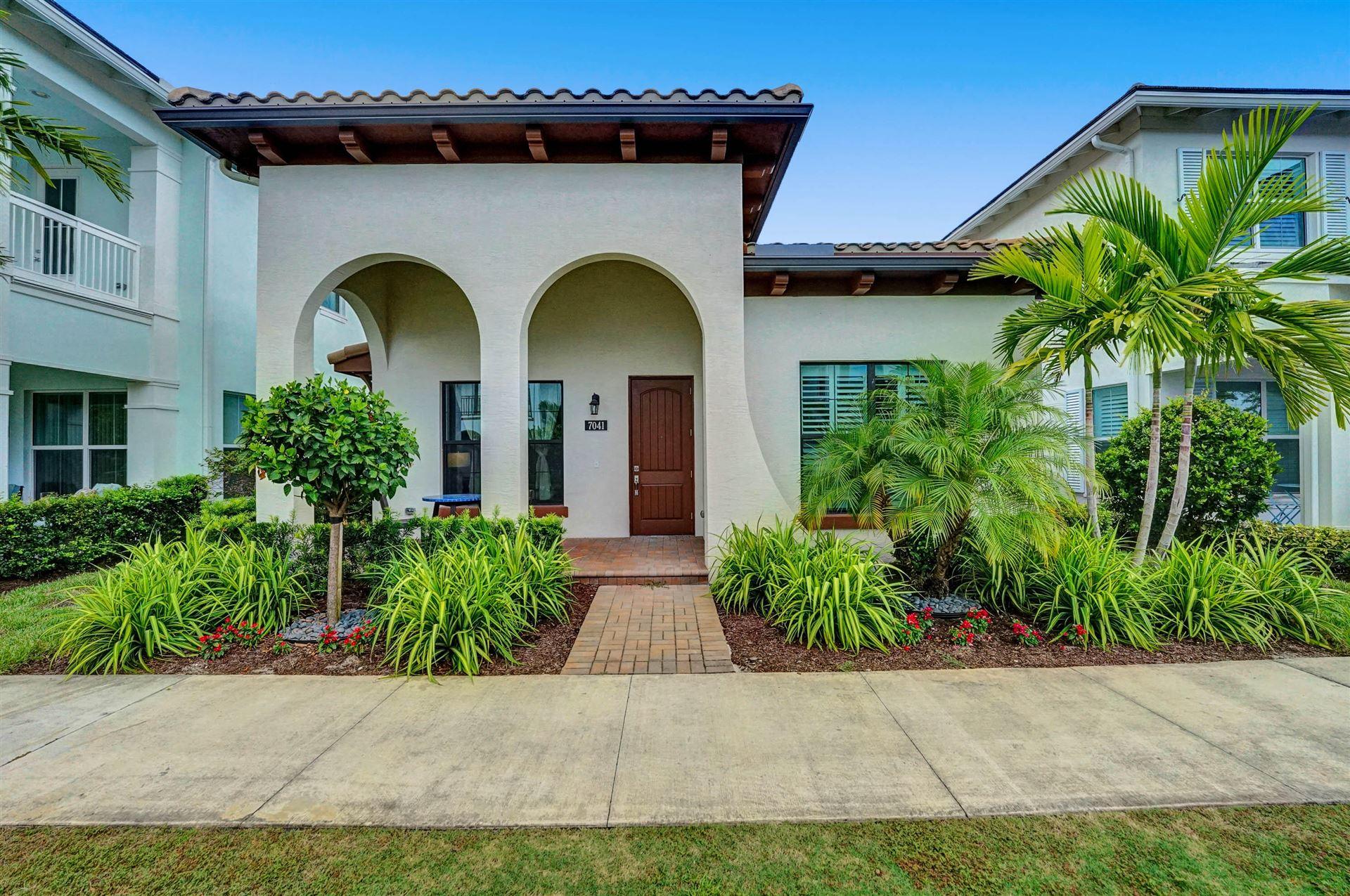 7041 Edison Place, Palm Beach Gardens, FL 33418 - #: RX-10739490