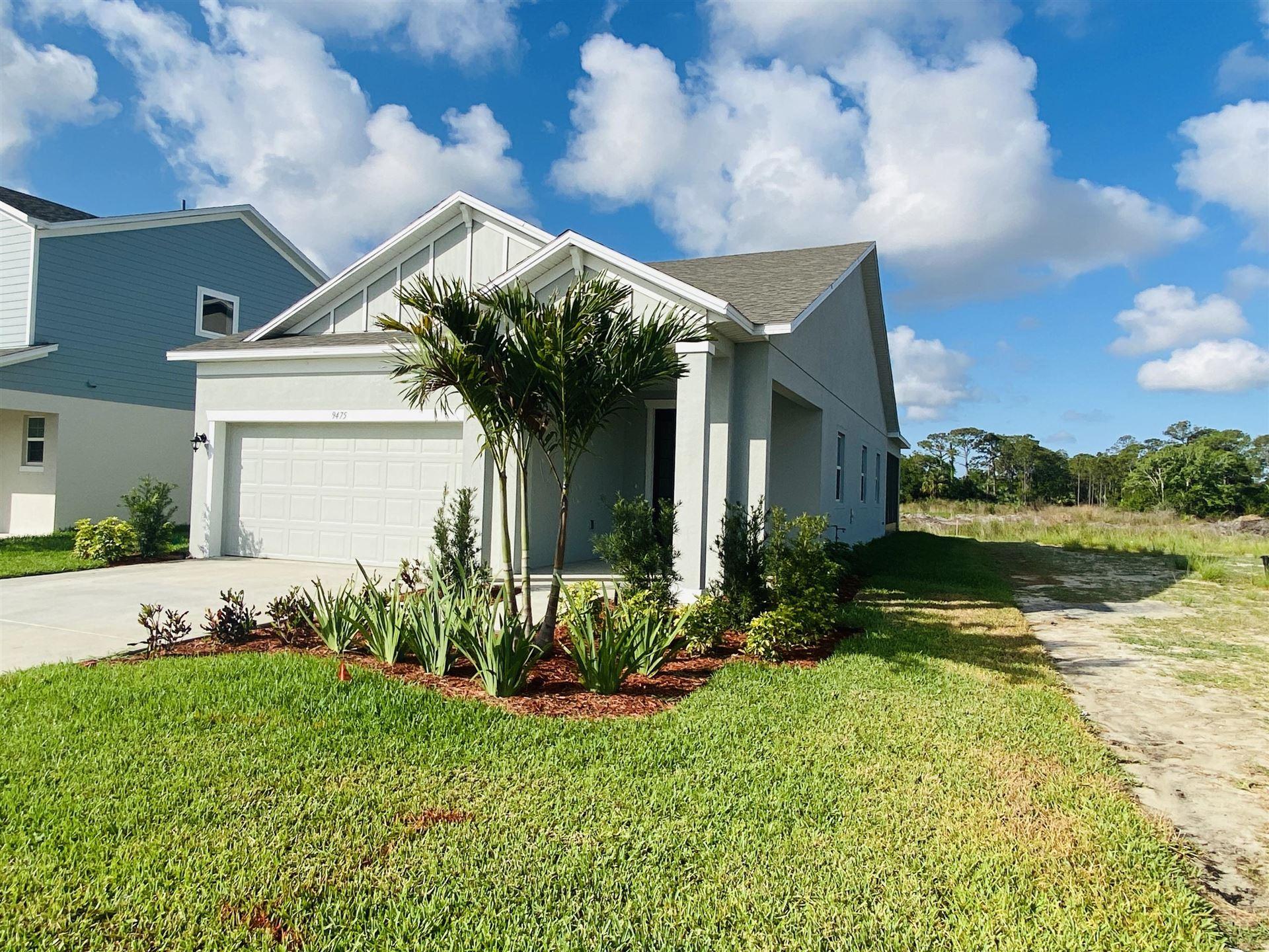 9475 SW Ligorio Way, Port Saint Lucie, FL 34987 - #: RX-10586491