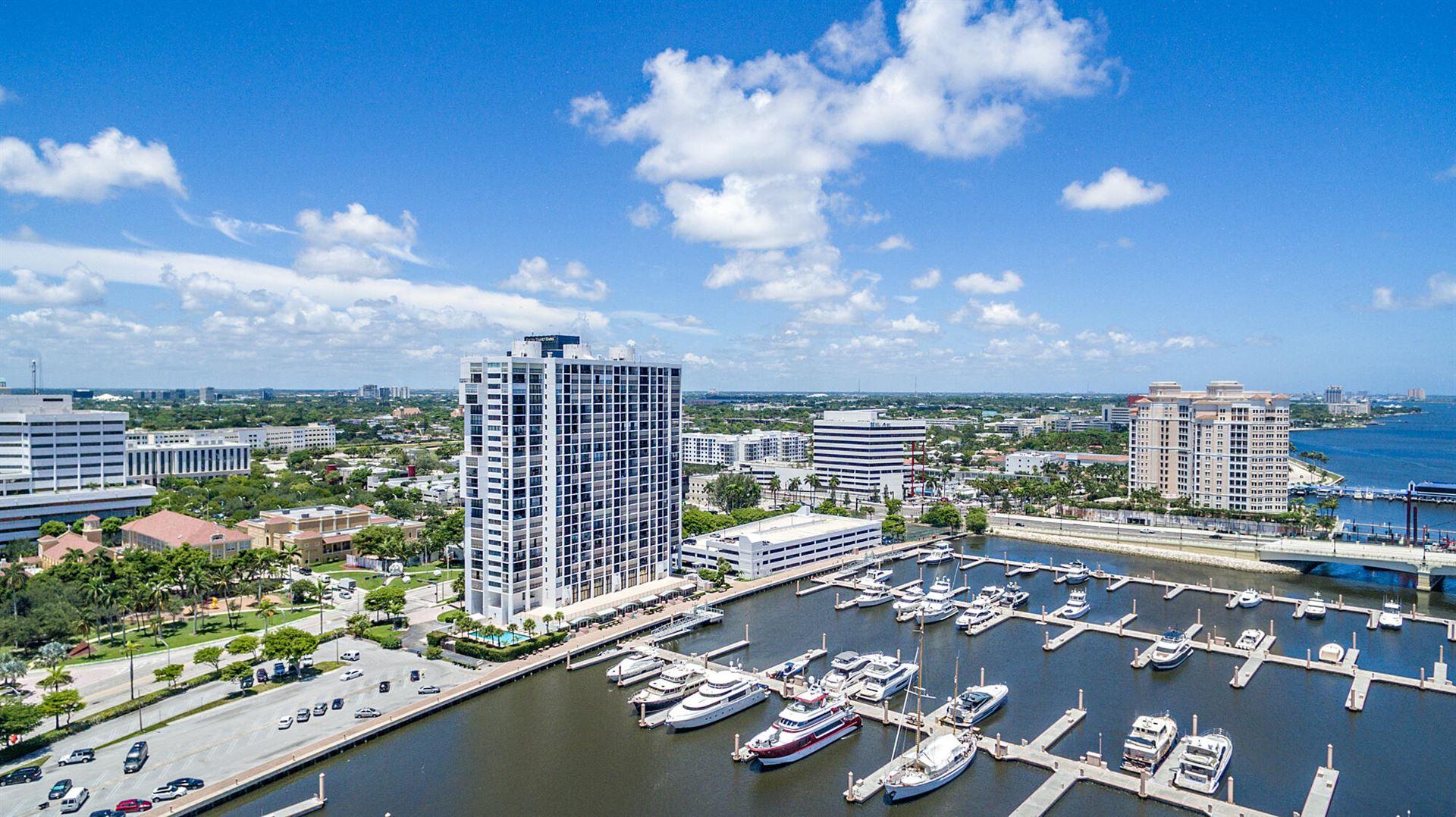 400 N Flagler Drive #506, West Palm Beach, FL 33401 - MLS#: RX-10742491