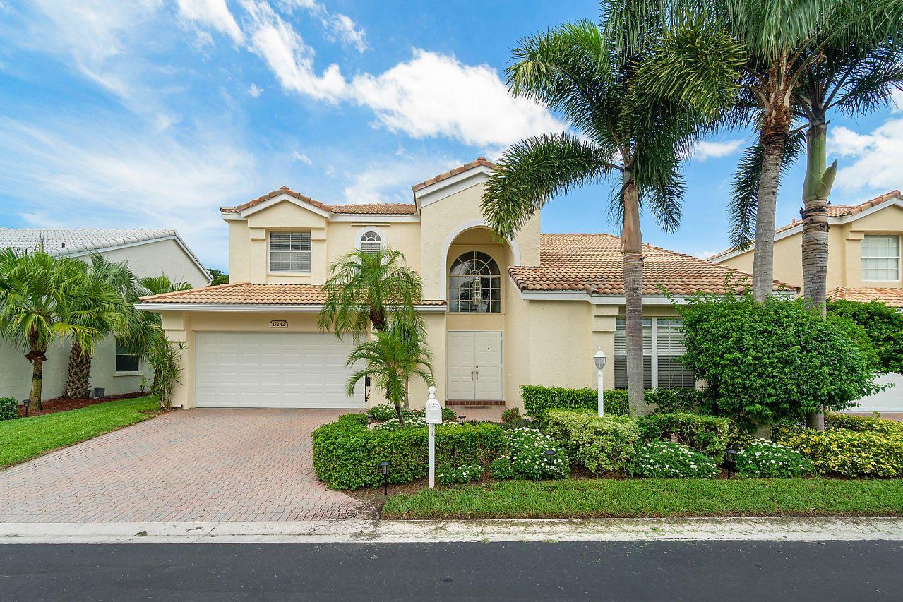 17242 Ventana Drive, Boca Raton, FL 33487 - #: RX-10639492