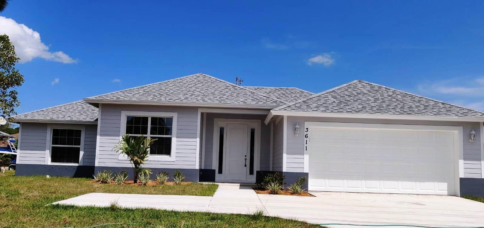 3611 SW Rosser Boulevard, Port Saint Lucie, FL 34953 - #: RX-10706492