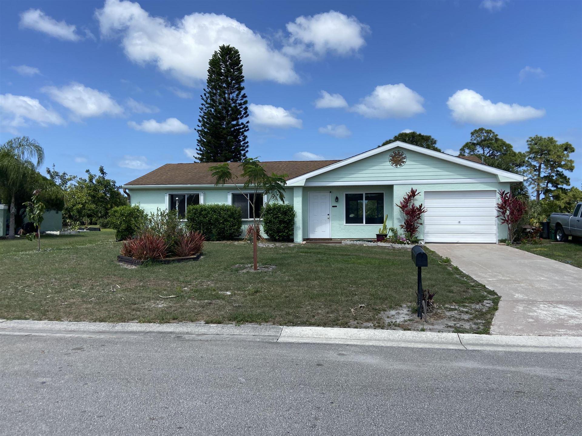 1741 SE Burgundy Lane, Port Saint Lucie, FL 34953 - #: RX-10712492