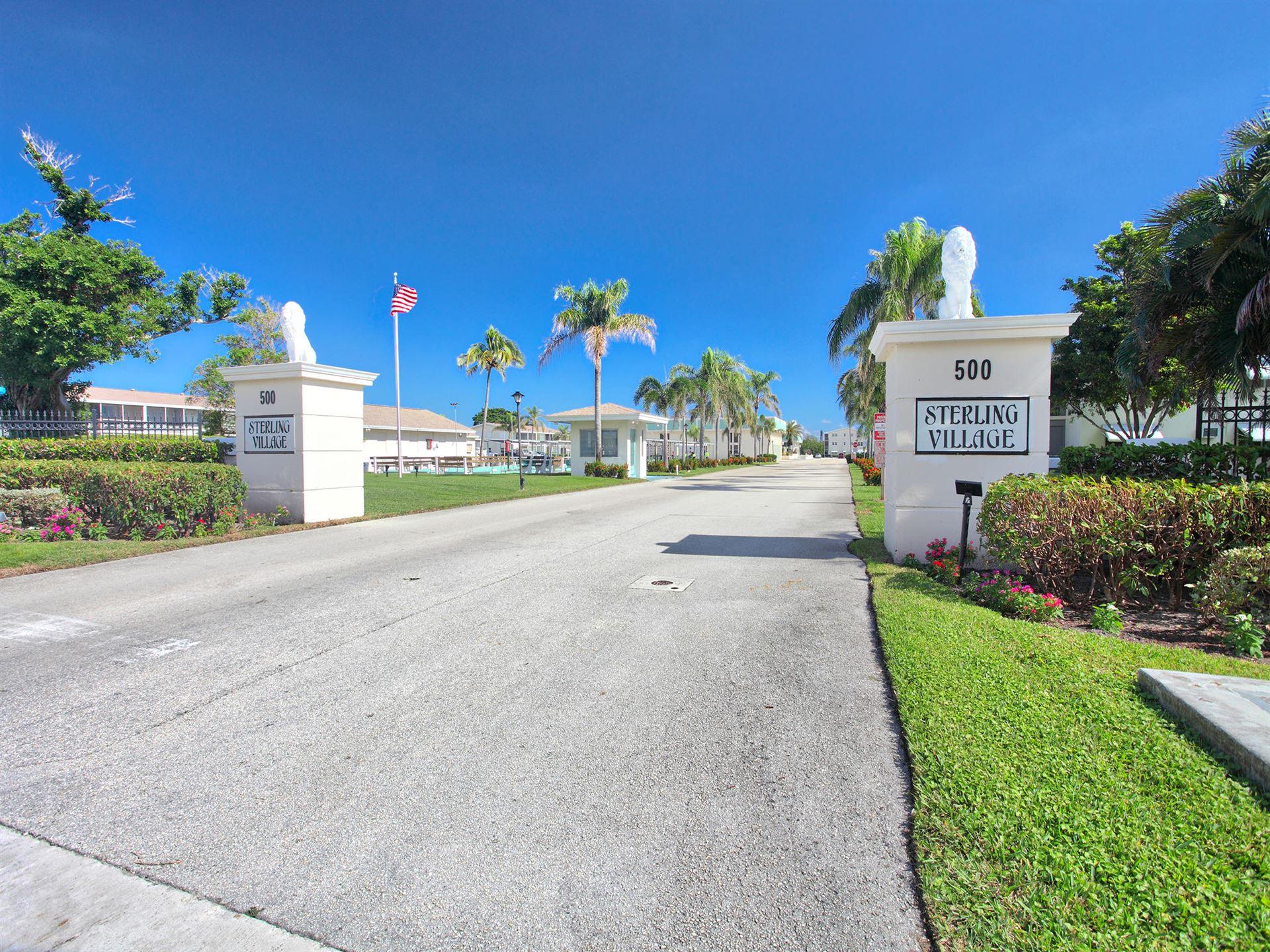 580 Horizons W #104, Boynton Beach, FL 33435 - MLS#: RX-10730492
