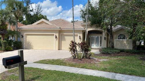 Photo of 1746 Flagler Manor Circle, Royal Palm Beach, FL 33411 (MLS # RX-10752493)