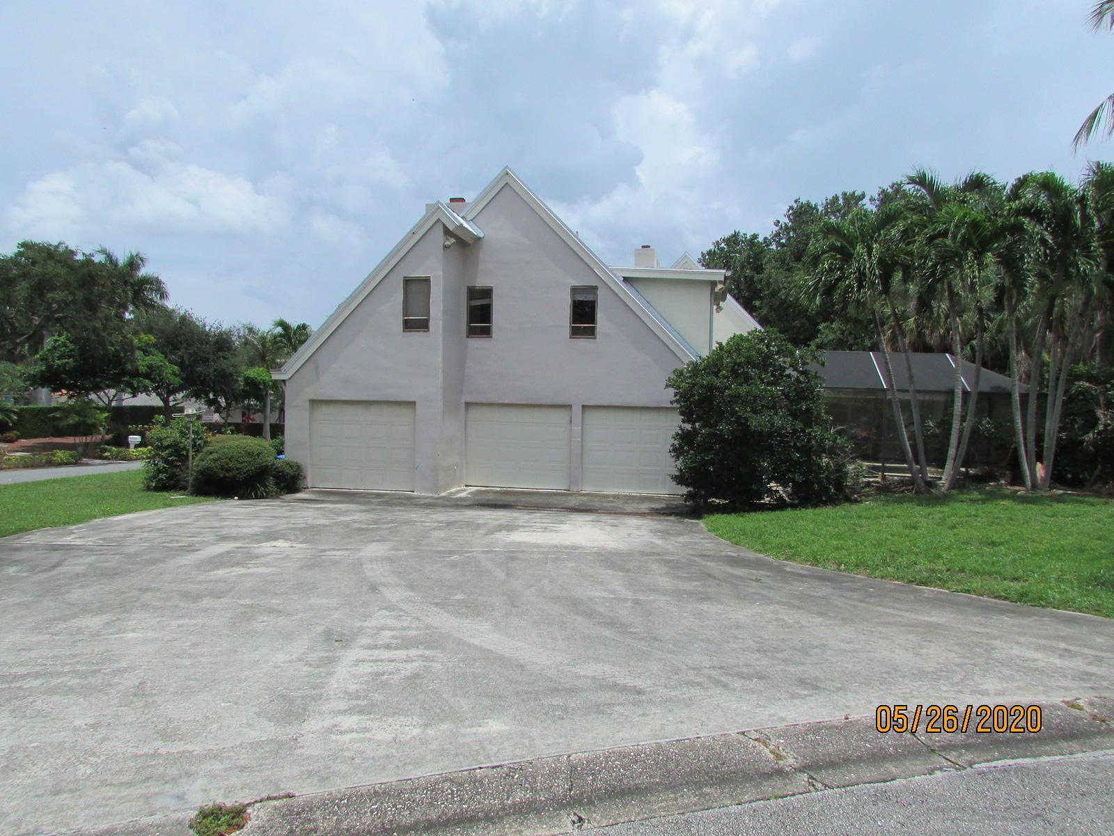 Photo of 9 Quail Run Lane, Sewalls Point, FL 34996 (MLS # RX-10628493)