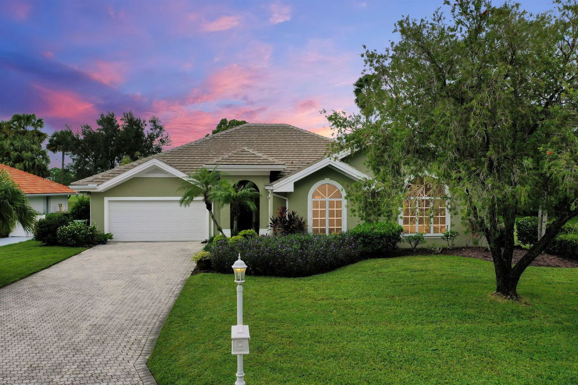 Photo of 1257 SW Cedar Cove, Port Saint Lucie, FL 34986 (MLS # RX-10660493)