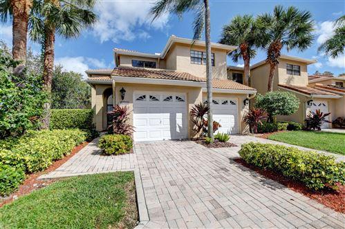 Photo of 6730 Montego Bay Boulevard #B, Boca Raton, FL 33433 (MLS # RX-10694494)