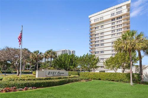 Photo of 2121 N. Ocean Blvd. #804 E, Boca Raton, FL 33431 (MLS # RX-10706494)