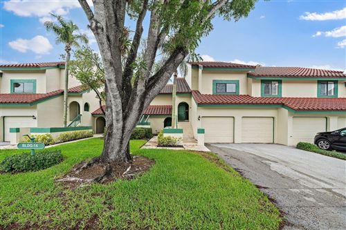 Photo of 14 Lexington Lane E #G, Palm Beach Gardens, FL 33418 (MLS # RX-10725494)