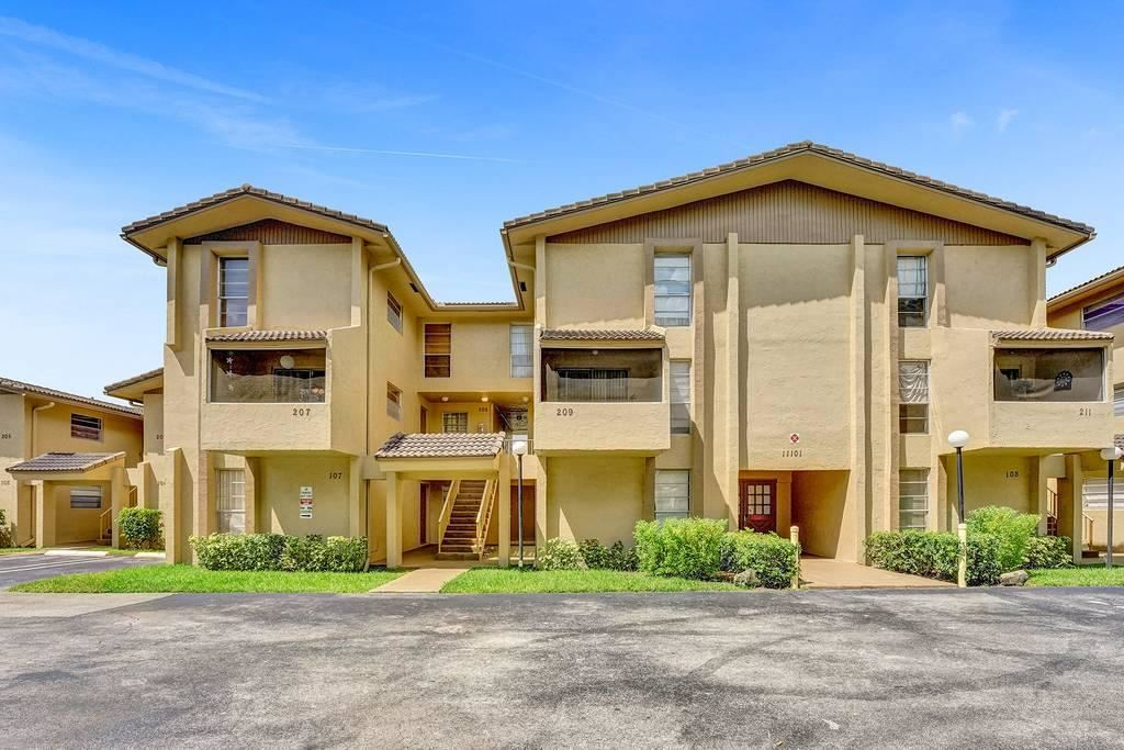 11101 Royal Palm Boulevard #207, Coral Springs, FL 33065 - #: RX-10647494