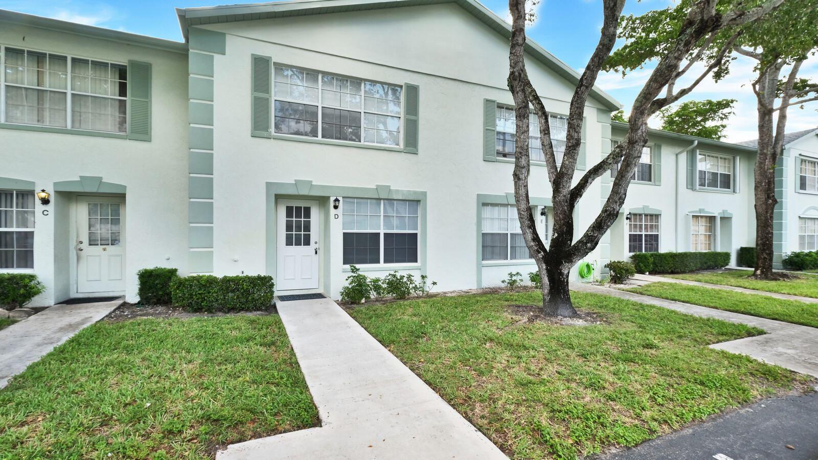 3715 Savoy Lane #D, West Palm Beach, FL 33417 - #: RX-10661494