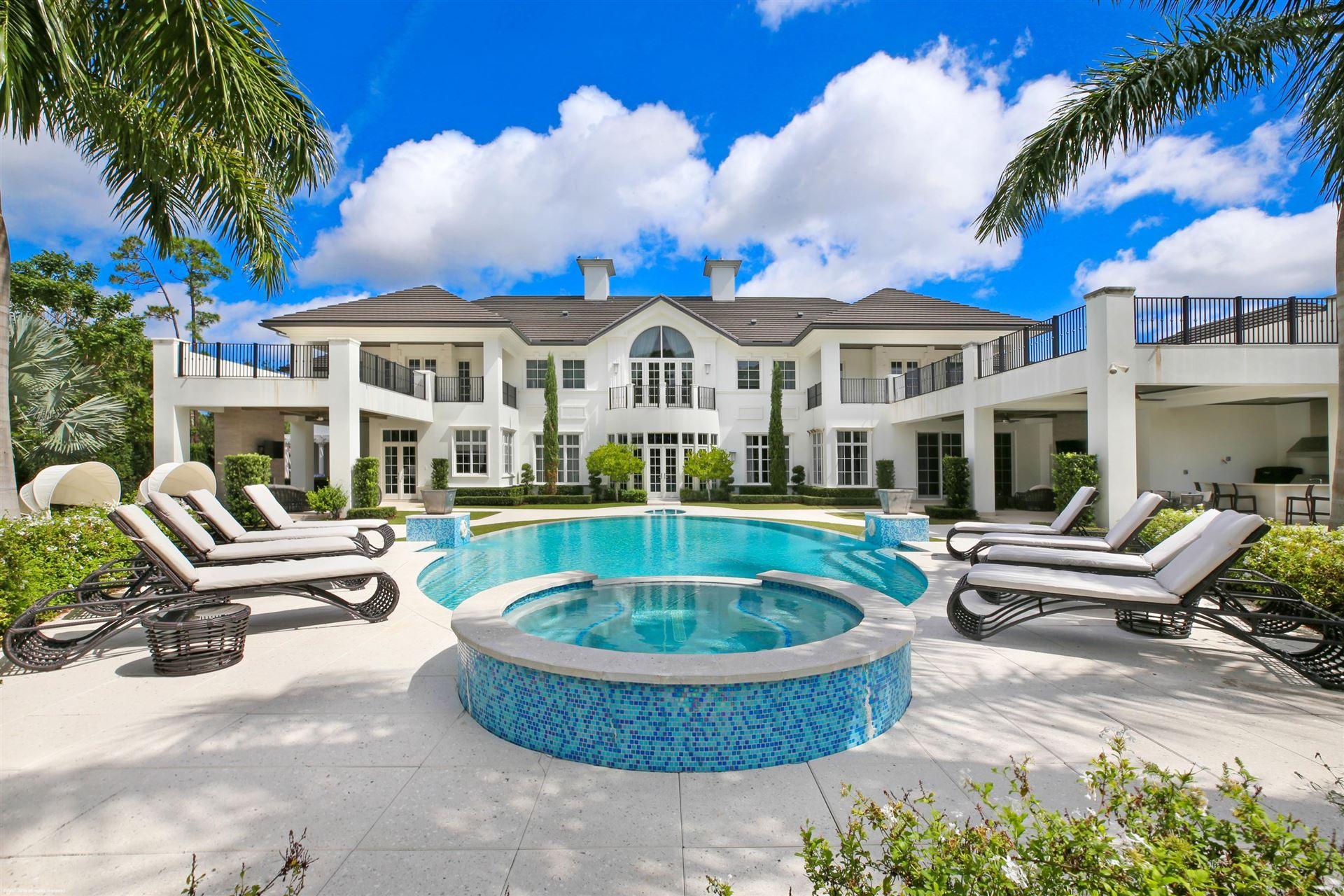 Photo of 12403 Hautree Court, Palm Beach Gardens, FL 33418 (MLS # RX-10664494)