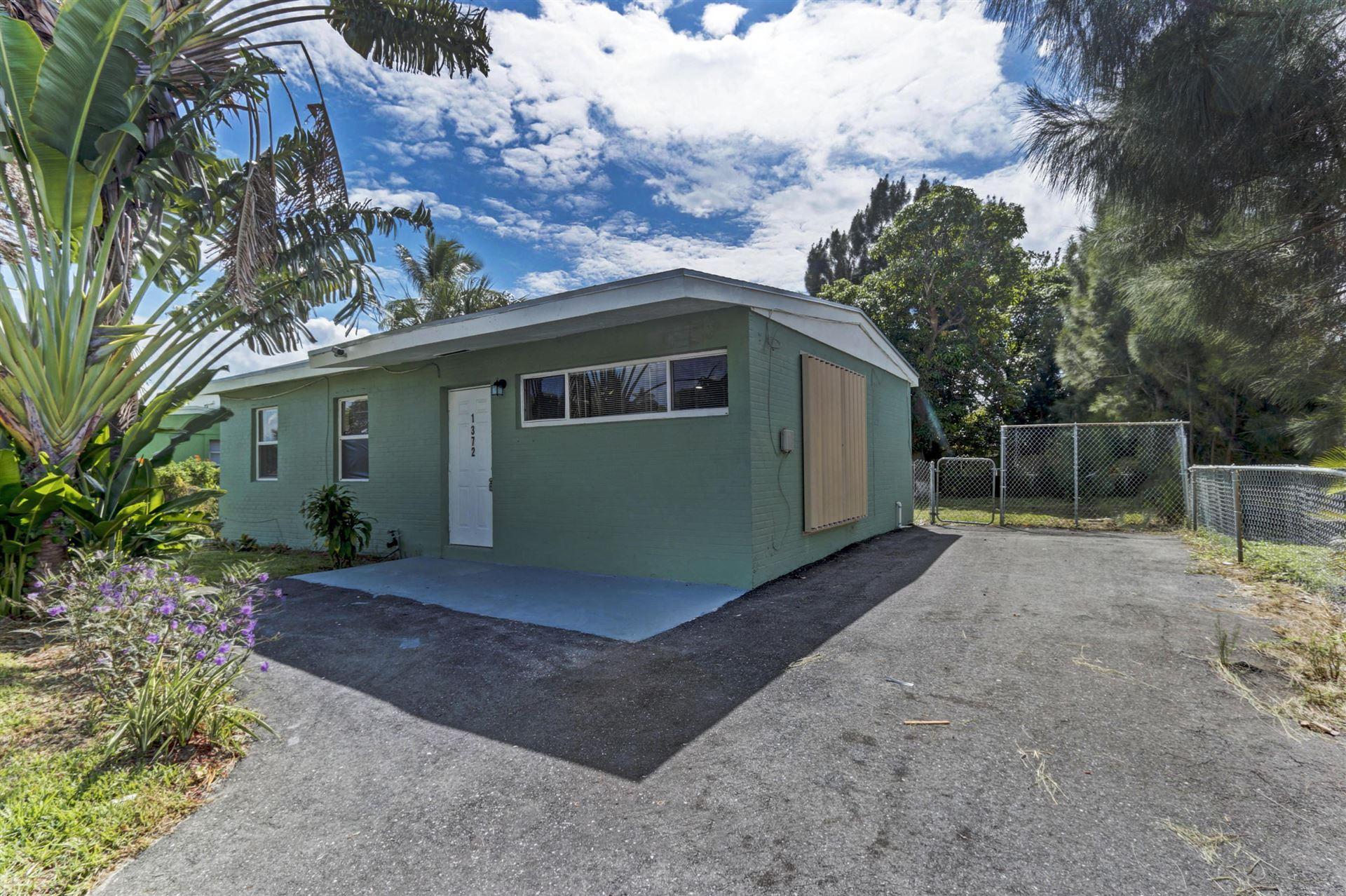 1372 11th Street, West Palm Beach, FL 33401 - #: RX-10665494