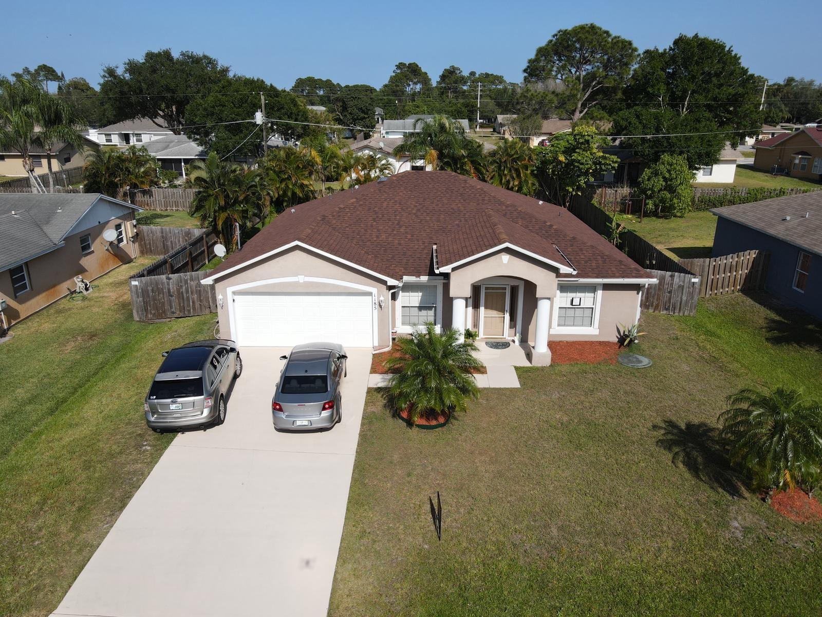 1185 SW Ithaca Street, Port Saint Lucie, FL 34983 - #: RX-10707494