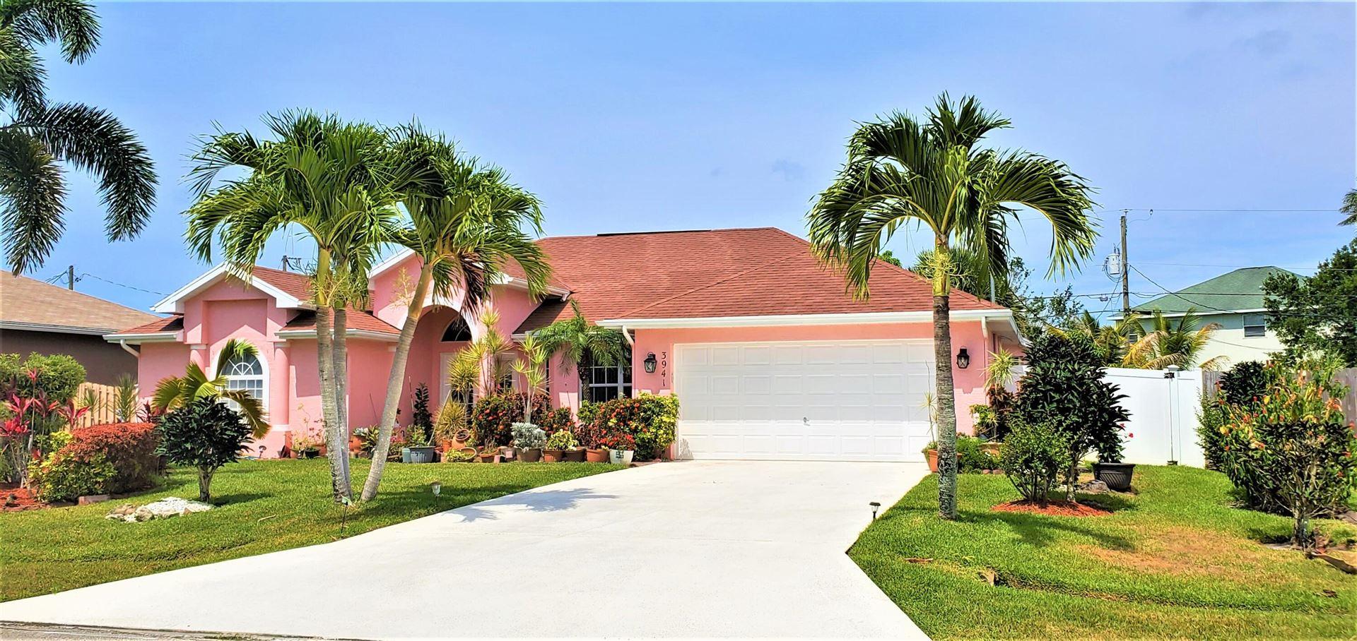 3941 SW Kabane Street, Port Saint Lucie, FL 34953 - MLS#: RX-10722494