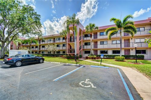 Photo of 15461 Pembridge Drive #206, Delray Beach, FL 33484 (MLS # RX-10604495)