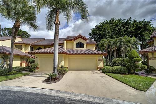 Photo of 5335 10th Fairway Drive #4, Delray Beach, FL 33484 (MLS # RX-10697495)