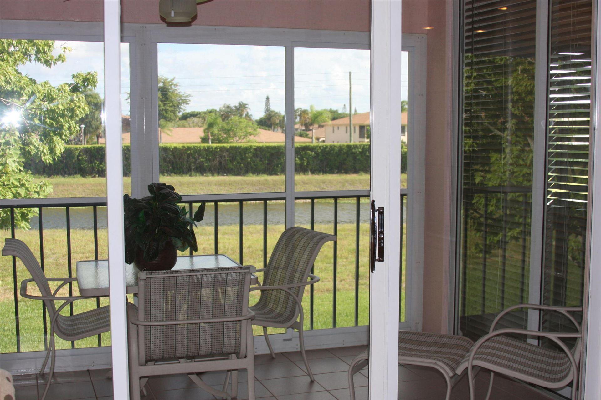 5914 Regal Glen Drive #209, Boynton Beach, FL 33437 - #: RX-10631495