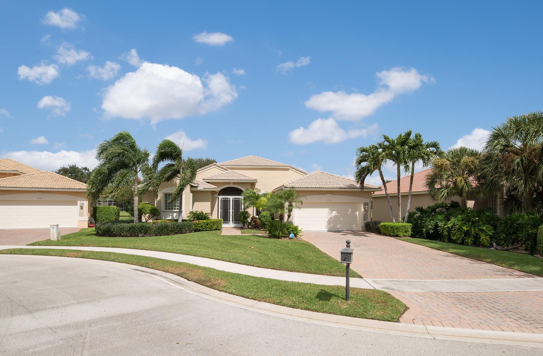 7731 New Ellenton Drive, Boynton Beach, FL 33437 - #: RX-10651495